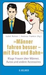 Cover 'Männer fahren besser - mit Bus und Bahn'