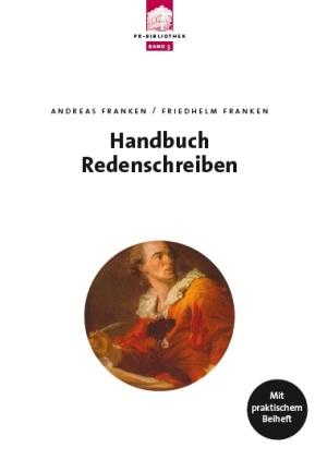 Cover Handbuch Redenschreiben