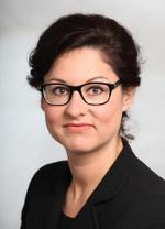 Kommunikationsberaterin und Redenschreiberin Natalie Deininger