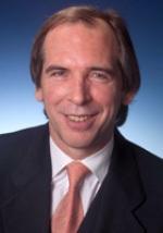 englischer Manager und Kommunikationsberater Gary L. Harris