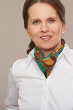 Pressereferentin und Redenschreiberin Astrid Kny