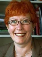 englische Texterin und Präsentationsberaterin Jean Lennox