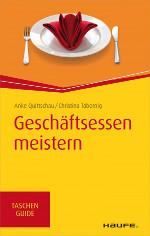 Cover 'Geschäftsessen meistern'