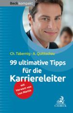 Cover '99 ultimative Tipps für die Karriereleiter'