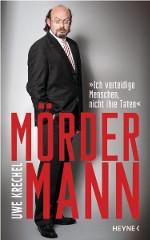 Cover Krechel-Buch 'Mördermann'