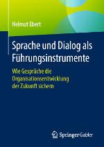 Cover 'Sprache und Dialog als Führungsinstrumente'