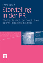 Cover 'Storytelling in der PR'