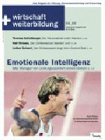 Cover 'Wirtschaft und Weiterbildung', Ausgabe 5/2006