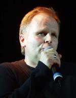 Herbert Grönemeyer am Mikrofon