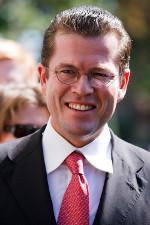 Ex-Bundesverteidigungsminister Karl-Theodor zu Guttenberg