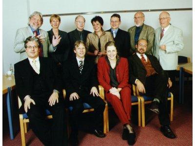 Gruppenfotos unserer Expert(inn)en